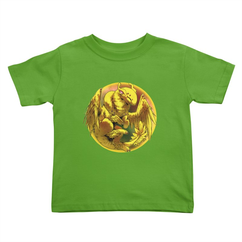 Lemon Drop Snowglobe Kids Toddler T-Shirt by AdeptGamer's Merchandise