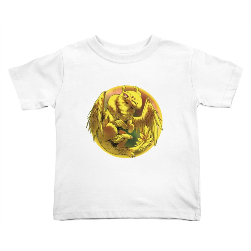 Lemon Drop Snowglobe Kids Toddler T-Shirt by AdeptGamer's Merchandise