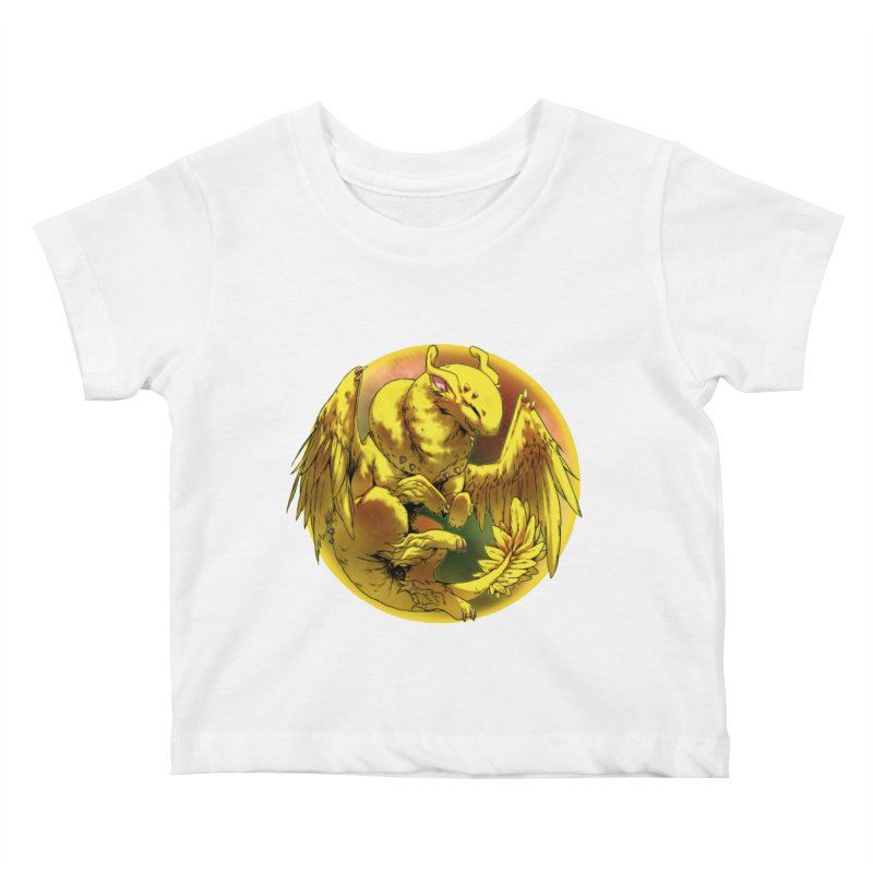 Lemon Drop Snowglobe Kids Baby T-Shirt by AdeptGamer's Merchandise