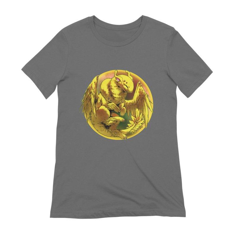 Lemon Drop Snowglobe Women's T-Shirt by AdeptGamer's Merchandise