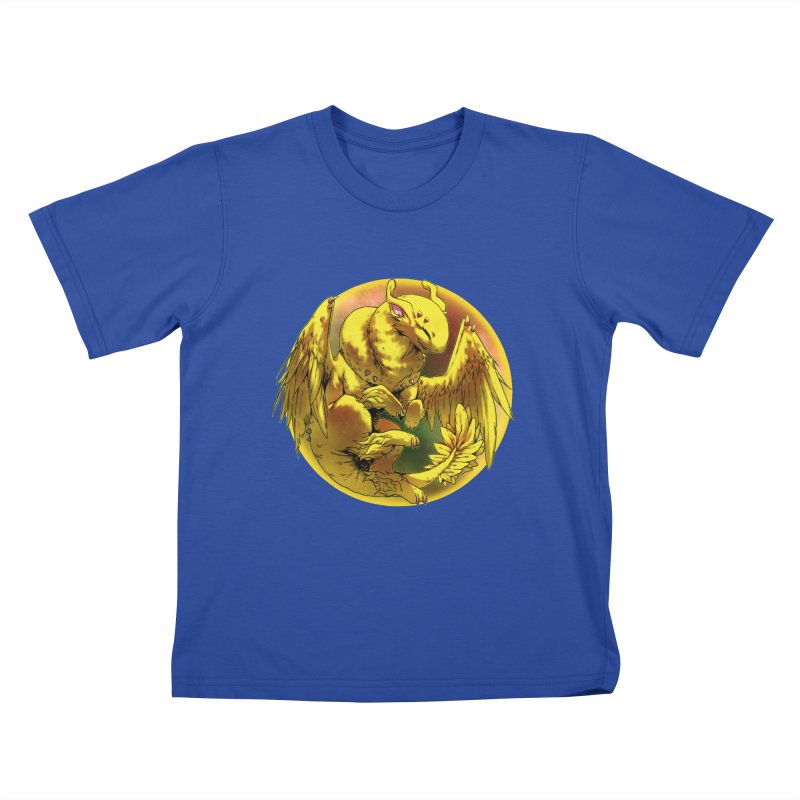 Lemon Drop Snowglobe Kids T-Shirt by AdeptGamer's Merchandise