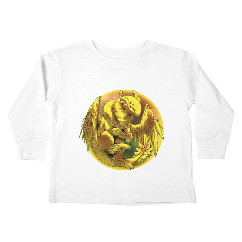Lemon Drop Snowglobe Kids Toddler Longsleeve T-Shirt by AdeptGamer's Merchandise