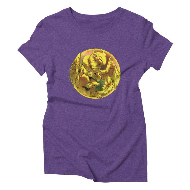 Lemon Drop Snowglobe Women's Triblend T-Shirt by AdeptGamer's Merchandise