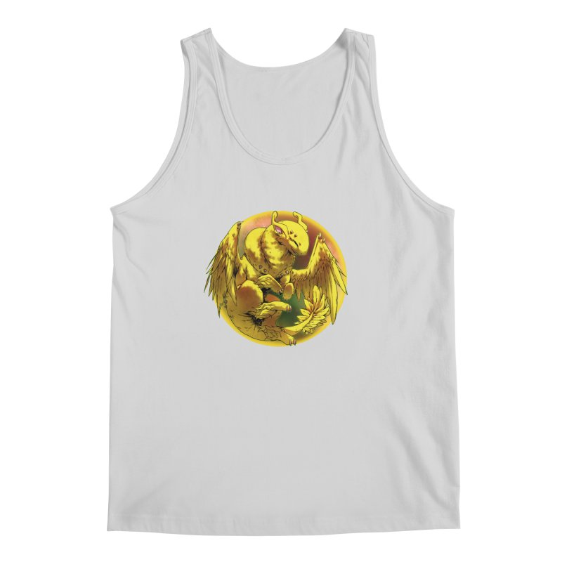Lemon Drop Snowglobe Men's Tank by AdeptGamer's Merchandise