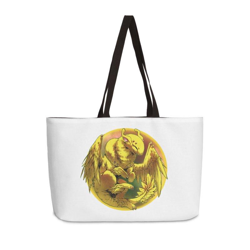 Lemon Drop Snowglobe Accessories Bag by AdeptGamer's Merchandise