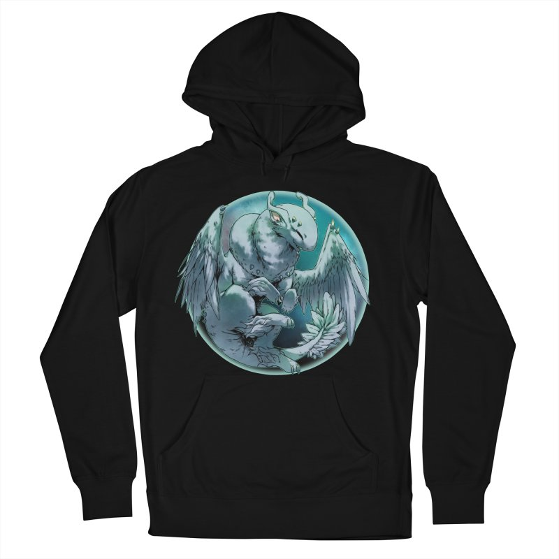 Spearmint Snowglobe Women's French Terry Pullover Hoody by AdeptGamer's Merchandise
