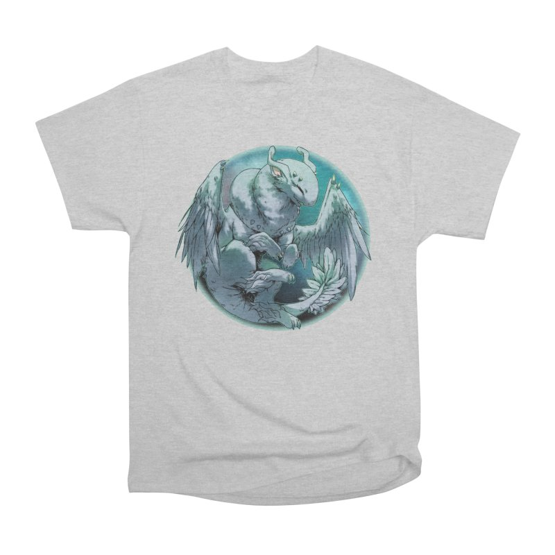 Spearmint Snowglobe Men's Heavyweight T-Shirt by AdeptGamer's Merchandise