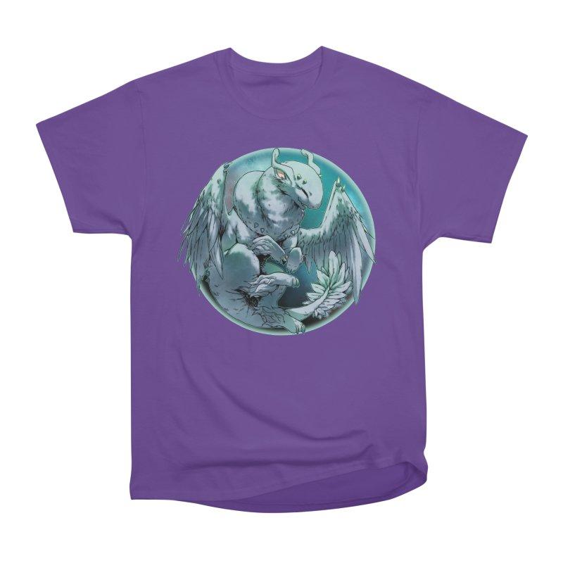 Spearmint Snowglobe Men's Heavyweight T-Shirt by AdeptGamer's Merchandise