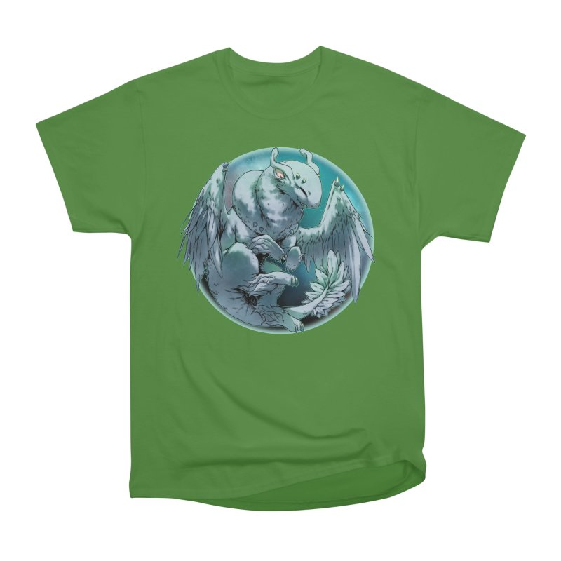 Spearmint Snowglobe Men's Classic T-Shirt by AdeptGamer's Merchandise