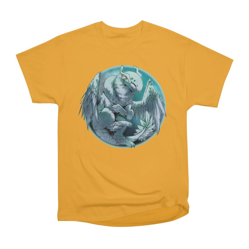 Spearmint Snowglobe Women's Heavyweight Unisex T-Shirt by AdeptGamer's Merchandise