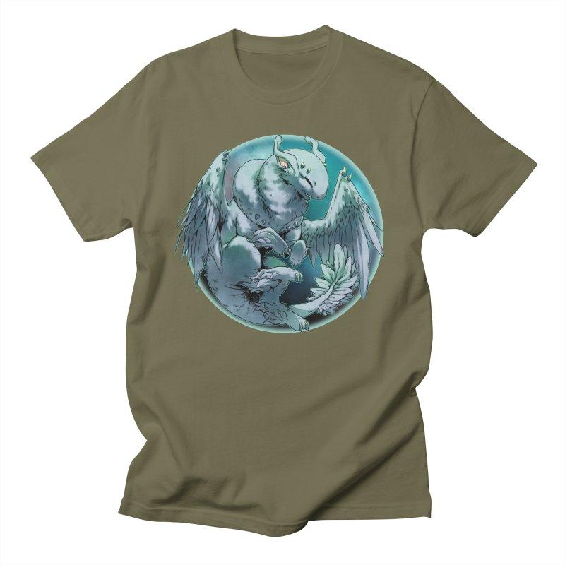 Spearmint Snowglobe Men's Regular T-Shirt by AdeptGamer's Merchandise