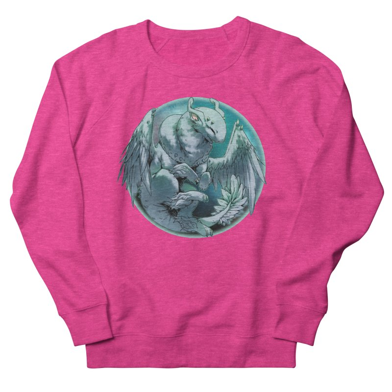 Spearmint Snowglobe Women's French Terry Sweatshirt by AdeptGamer's Merchandise