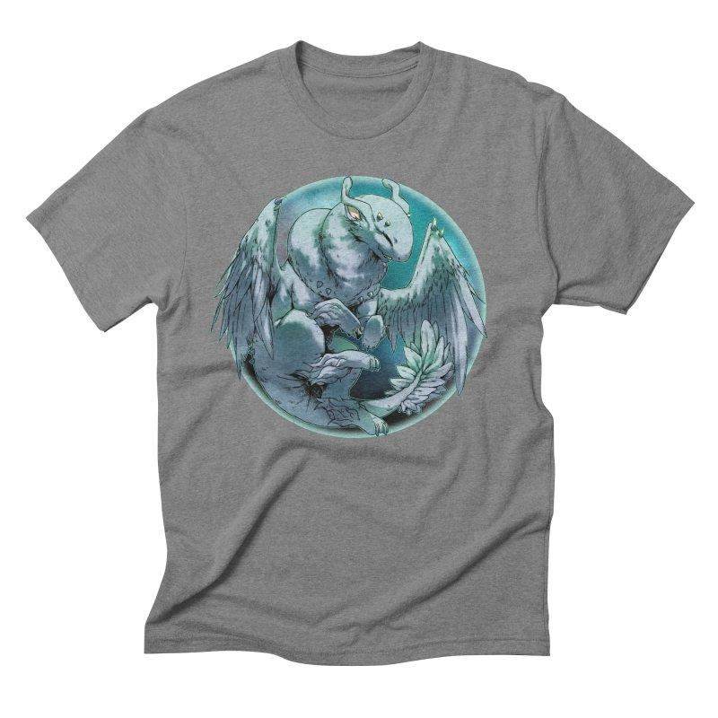 Spearmint Snowglobe Men's Triblend T-Shirt by AdeptGamer's Merchandise