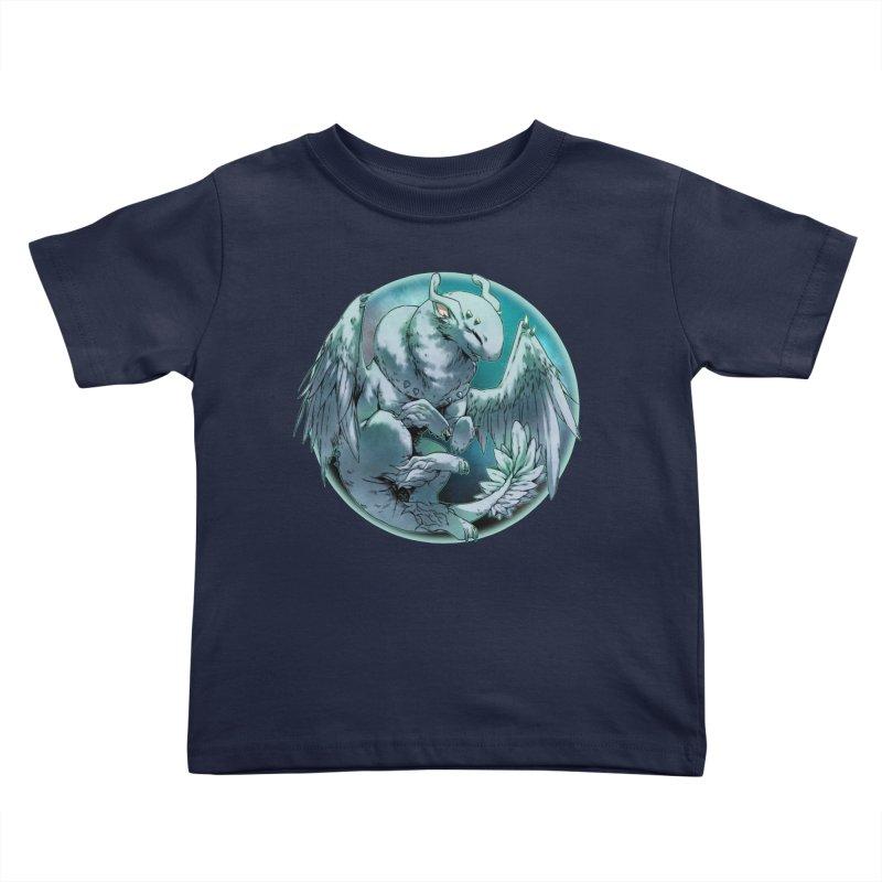 Spearmint Snowglobe Kids Toddler T-Shirt by AdeptGamer's Merchandise
