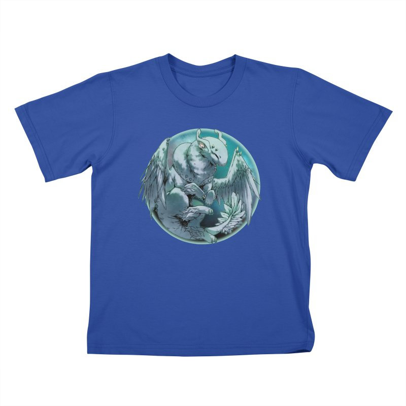 Spearmint Snowglobe Kids T-Shirt by AdeptGamer's Merchandise