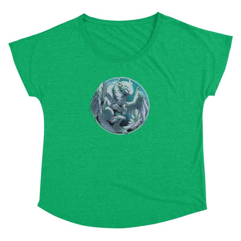 Spearmint Snowglobe Women's Dolman by AdeptGamer's Merchandise