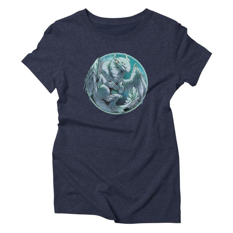 Spearmint Snowglobe Women's Triblend T-Shirt by AdeptGamer's Merchandise