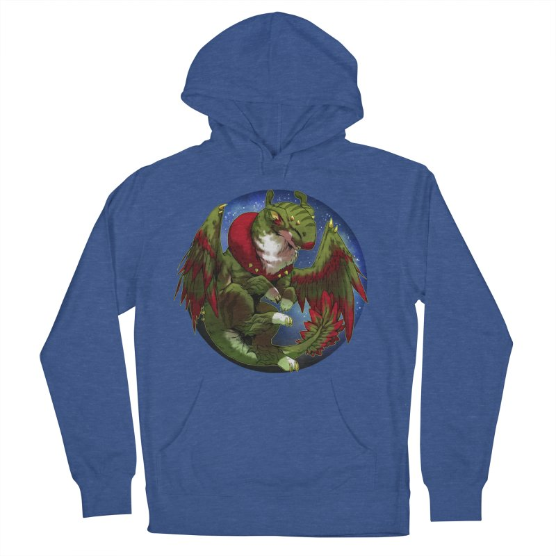 Yuletide Joy Snowglobe Women's French Terry Pullover Hoody by AdeptGamer's Merchandise