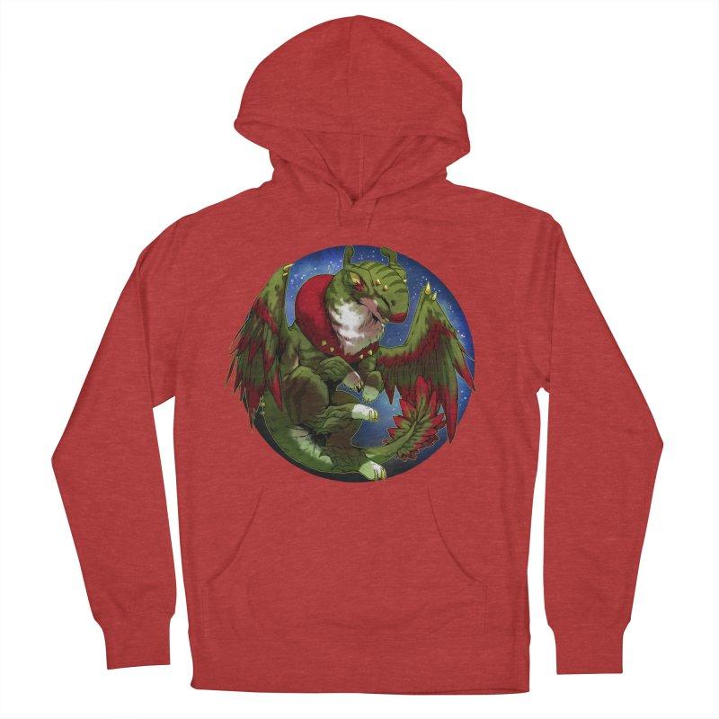 Yuletide Joy Snowglobe Women's French Terry Pullover Hoody by AdeptGamer's Merchandise