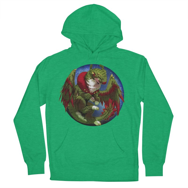 Yuletide Joy Snowglobe Men's French Terry Pullover Hoody by AdeptGamer's Merchandise