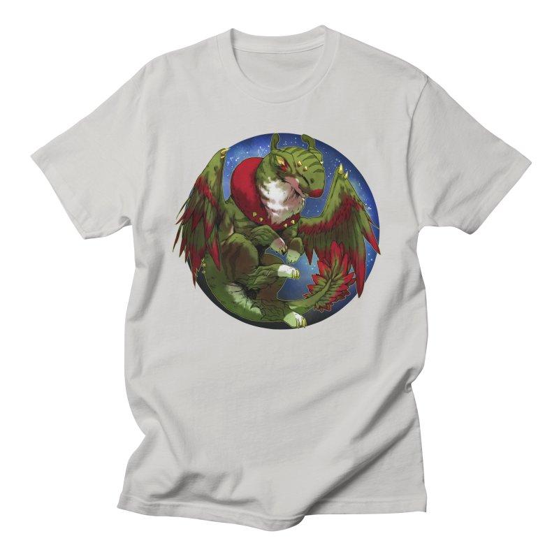 Yuletide Joy Snowglobe Men's Regular T-Shirt by AdeptGamer's Merchandise