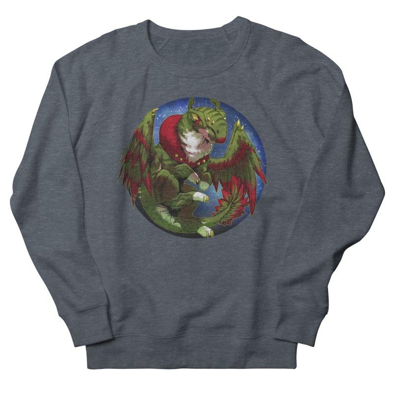 Yuletide Joy Snowglobe Women's Sweatshirt by AdeptGamer's Merchandise
