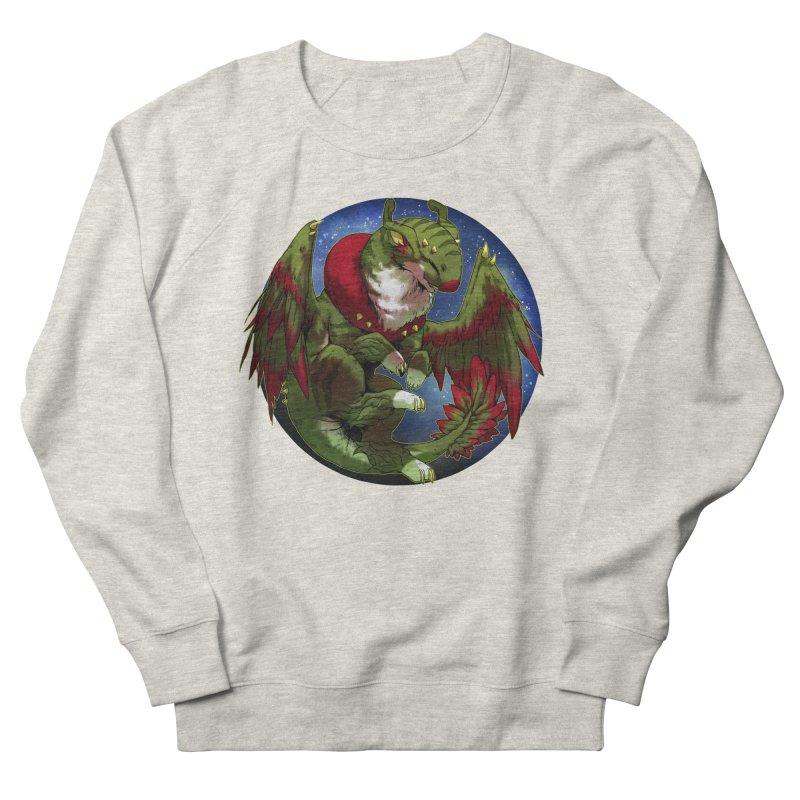Yuletide Joy Snowglobe Women's French Terry Sweatshirt by AdeptGamer's Merchandise