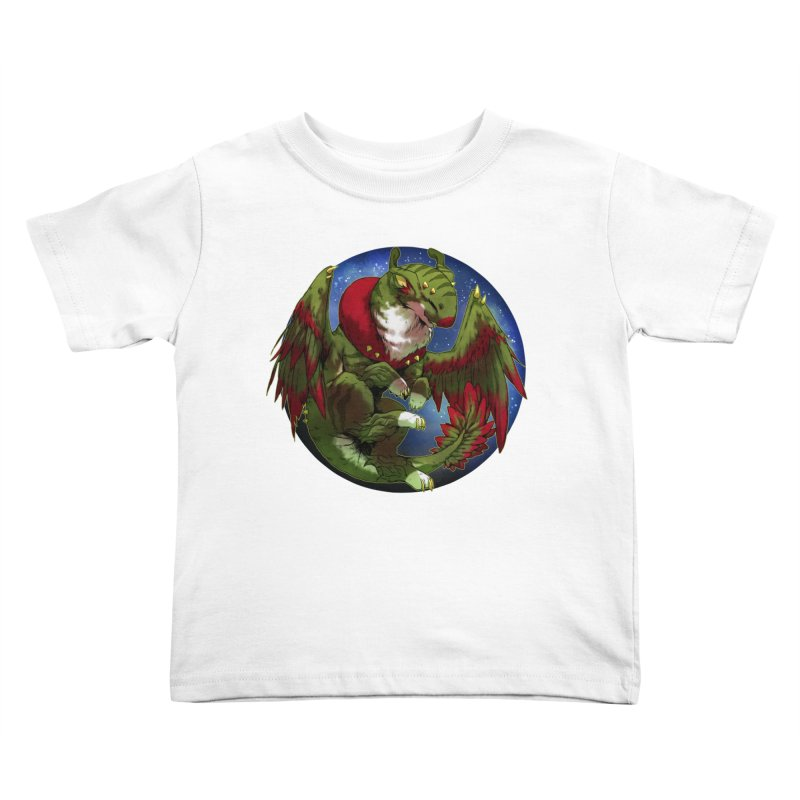 Yuletide Joy Snowglobe Kids Toddler T-Shirt by AdeptGamer's Merchandise