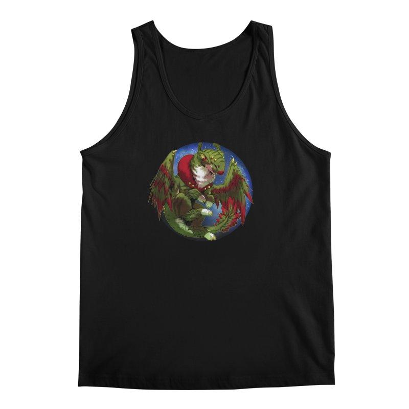 Yuletide Joy Snowglobe Men's Regular Tank by AdeptGamer's Merchandise