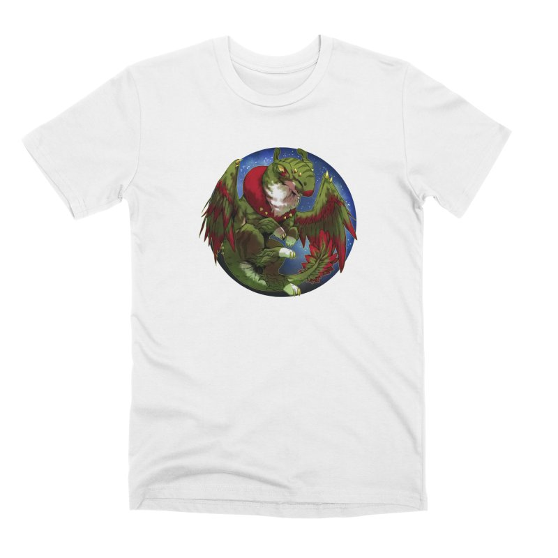 Yuletide Joy Snowglobe Men's T-Shirt by AdeptGamer's Merchandise