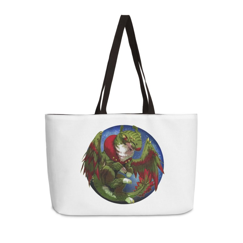 Yuletide Joy Snowglobe Accessories Bag by AdeptGamer's Merchandise
