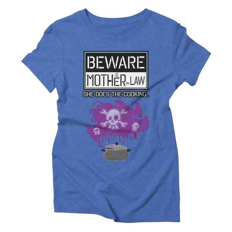 Beware Of The Mother-In-Law   by ADES ONE
