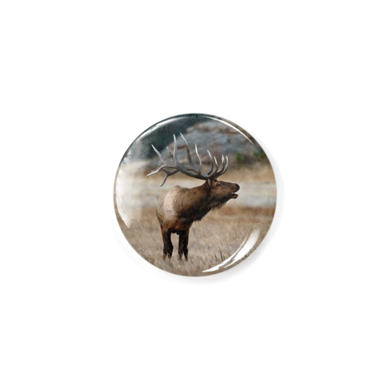 Bugle Cards & Gifts Button by Glassmeyer Photography Print and Gift Shop