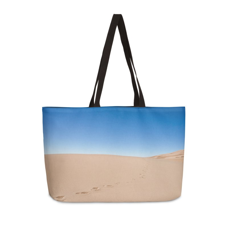 Footprints in the Sand Cards & Gifts Bag by Glassmeyer Photography Print and Gift Shop
