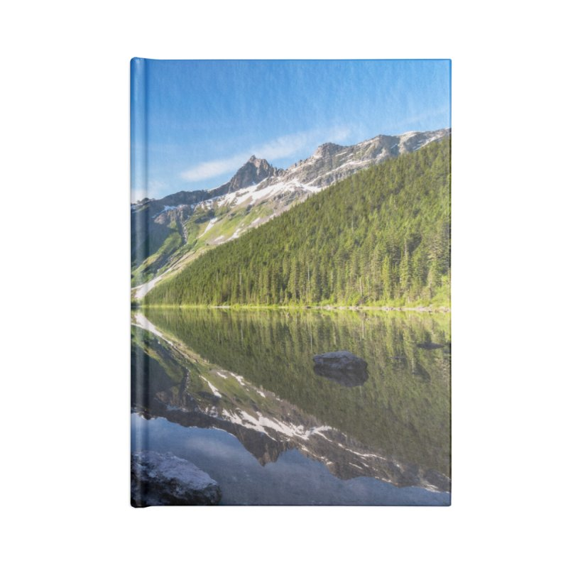 First Light Cards & Gifts Notebook by Glassmeyer Photography Print and Gift Shop