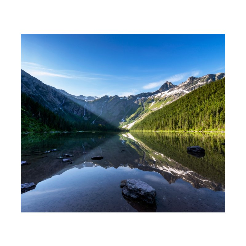 First Light Prints Fine Art Print by Glassmeyer Photography Print and Gift Shop