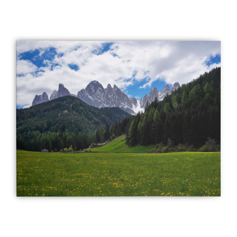 Dolomiti Prints Stretched Canvas by Glassmeyer Photography Print and Gift Shop
