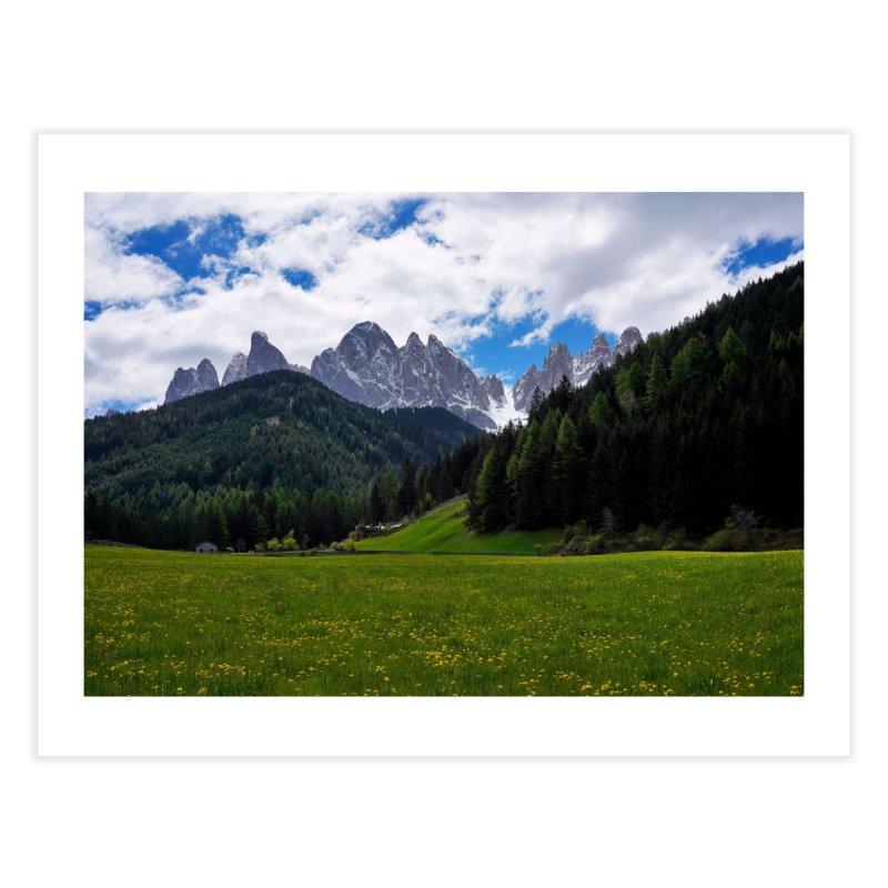 Dolomiti Prints Fine Art Print by Glassmeyer Photography Print and Gift Shop