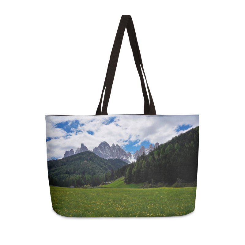 Dolomiti Cards & Gifts Bag by Glassmeyer Photography Print and Gift Shop