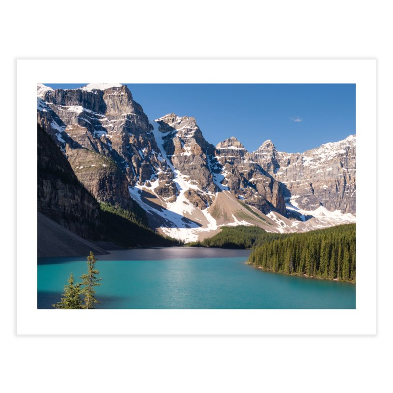 Moraine Lake Prints Fine Art Print by Glassmeyer Photography Print and Gift Shop
