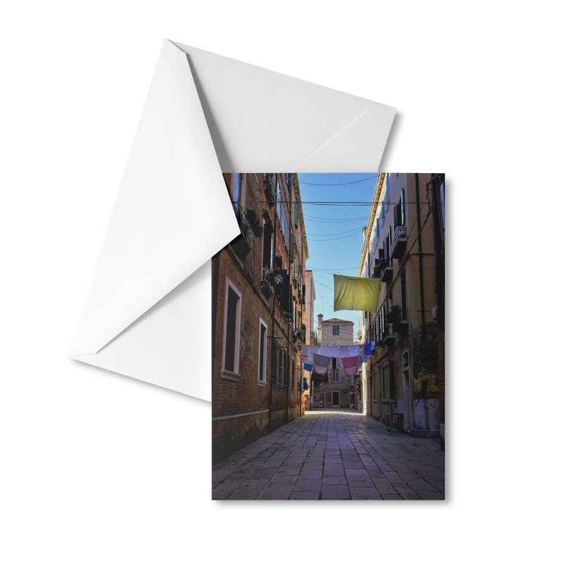 Laundry Day Cards & Gifts Greeting Card by Glassmeyer Photography Print and Gift Shop