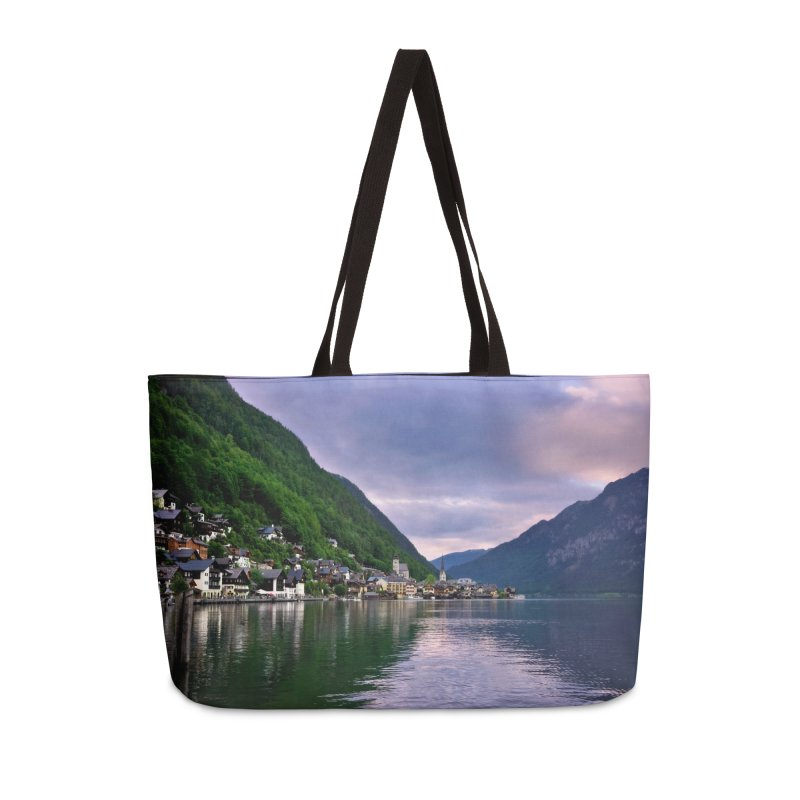 Hallstatt Cards & Gifts Bag by Glassmeyer Photography Print and Gift Shop