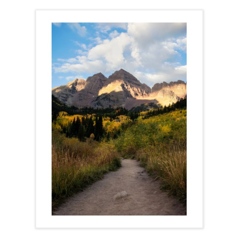 Maroon Bells Prints Fine Art Print by Glassmeyer Photography Print and Gift Shop