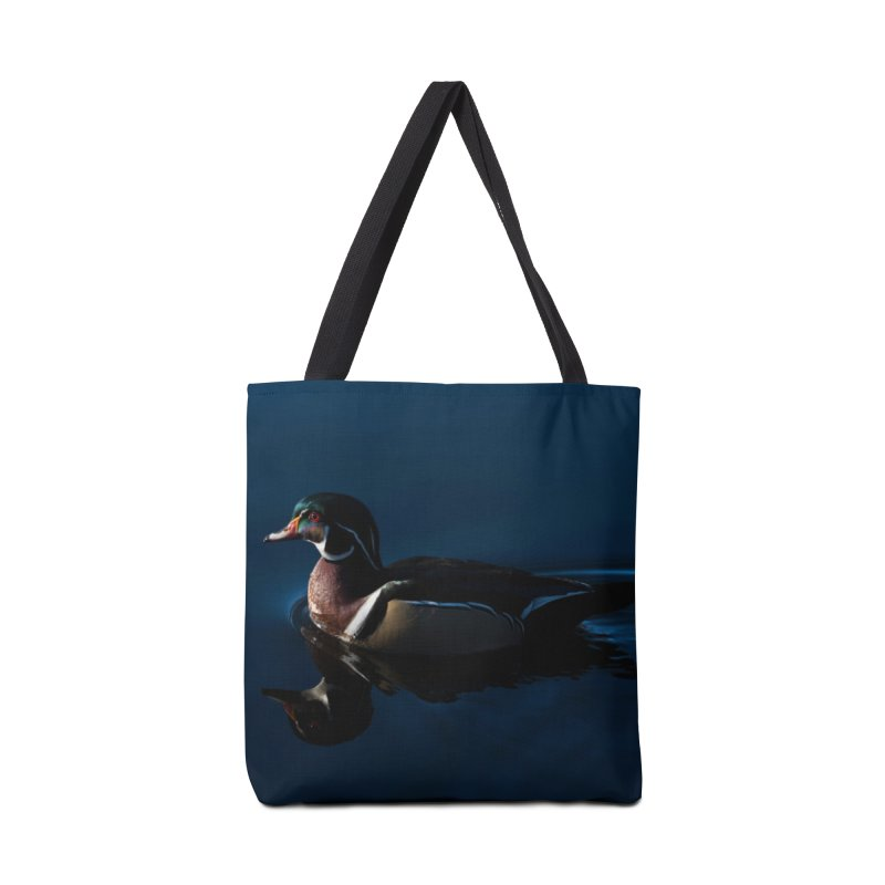 Wood Duck Cards & Gifts Bag by Glassmeyer Photography Print and Gift Shop