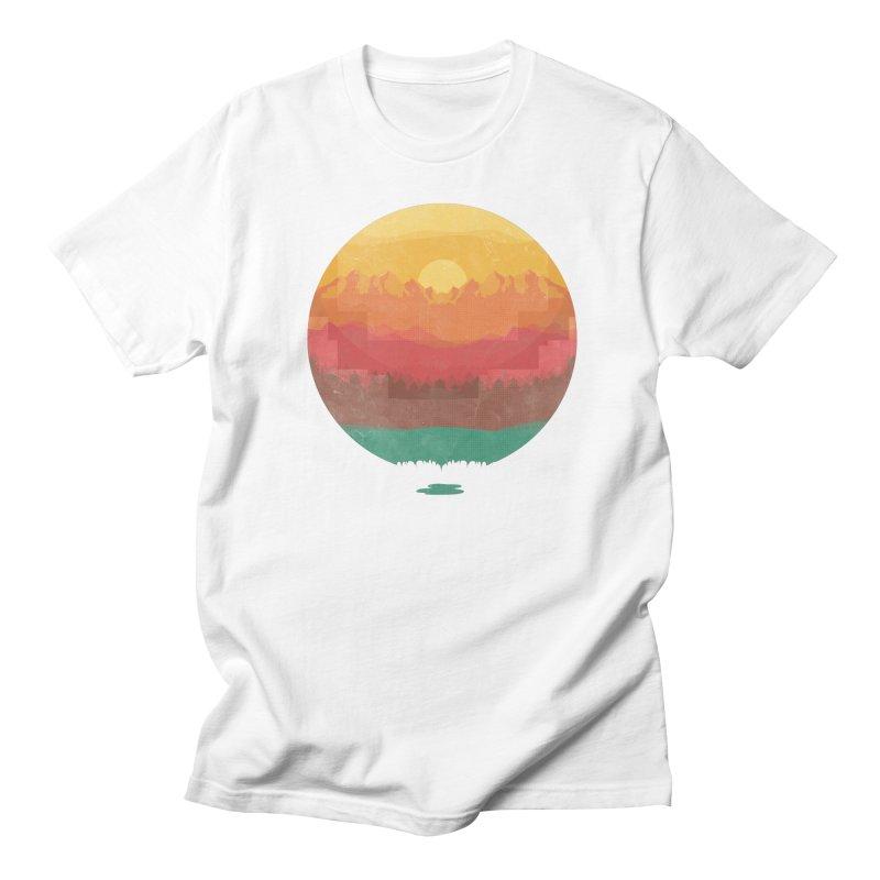 Layers Of Nature Men's T-Shirt by adilsiddiqui's Artist Shop