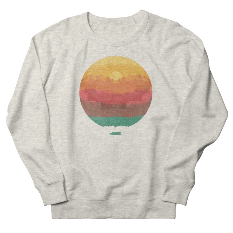 Layers Of Nature Women's Sweatshirt by adilsiddiqui's Artist Shop