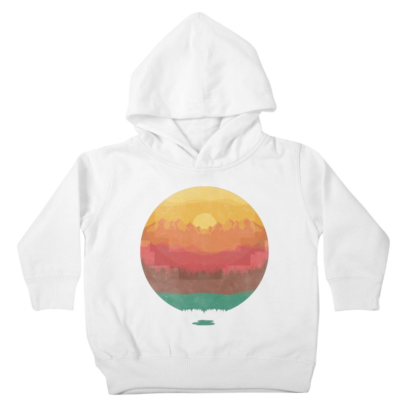 Layers Of Nature Kids Toddler Pullover Hoody by adilsiddiqui's Artist Shop
