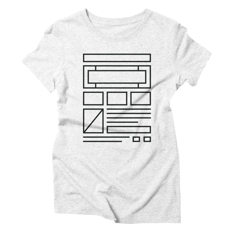 Wireframe   by adilsiddiqui's Artist Shop