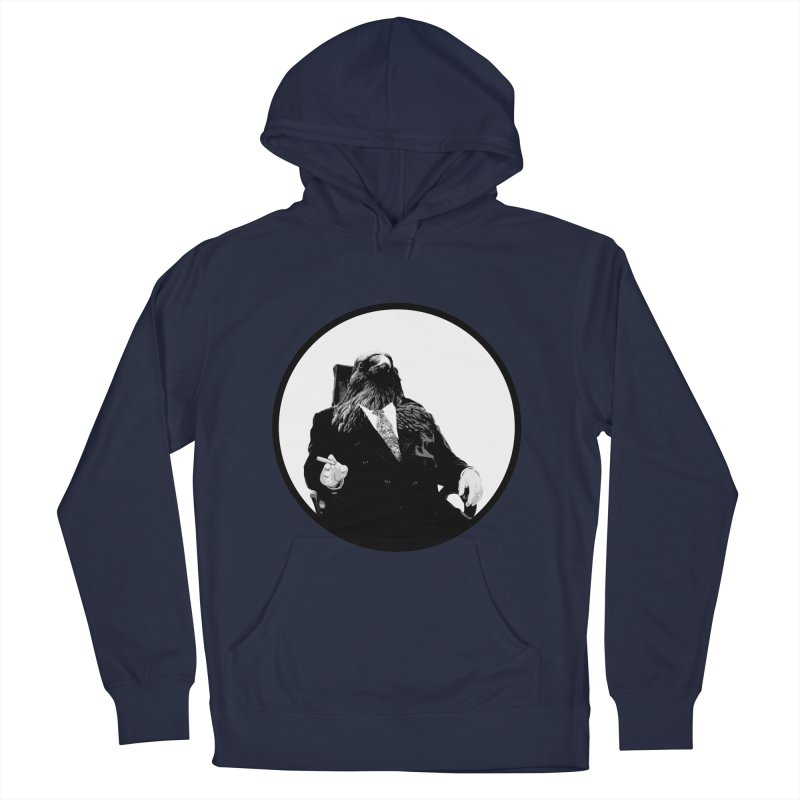 Don Crow Women's Pullover Hoody by Adrian Geary's Artist Shop