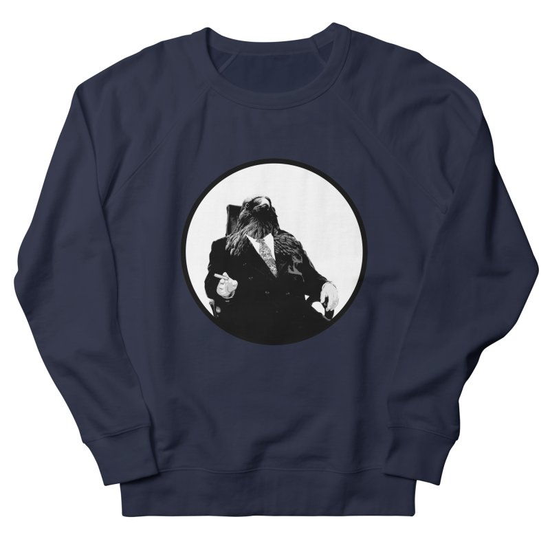 Don Crow Women's Sweatshirt by Adrian Geary's Artist Shop